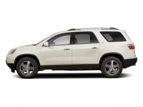 2012 GMC Acadia AWD SLT1 SUNROOF White Diamond TricoatEbony V6 36L Automatic 41502 miles AWD