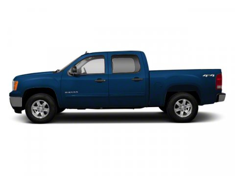 2012 GMC Sierra 1500 SLE Midnight Blue Metallic V8 53L Automatic 42905 miles  Four Wheel Driv