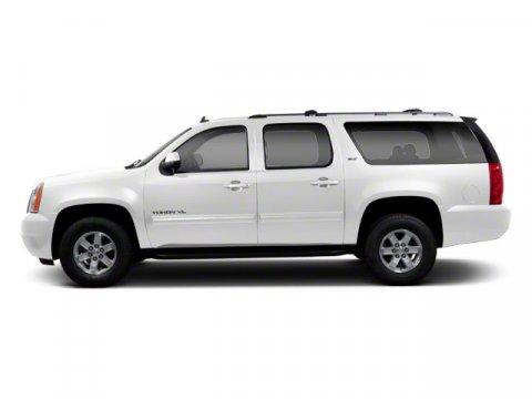 2012 Gmc Yukon XL SLE Summit White V8 60L Automatic 60756 miles  LockingLimited Slip Differe