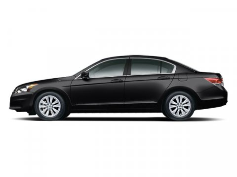2012 Honda Accord Sdn EX Crystal Black Pearl V4 24L Automatic 33670 miles  Front Wheel Drive