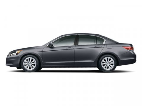 2012 Honda Accord Sdn EX-L Polished Metal MetallicGray V4 24L Automatic 61859 miles  Front Wh