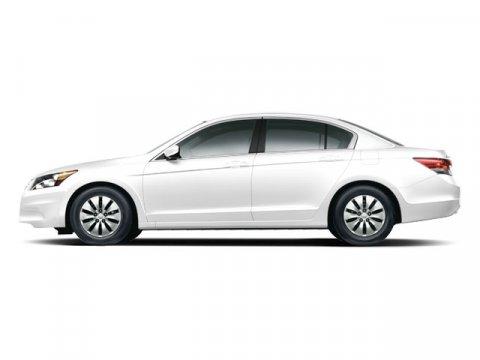 2012 Honda Accord Sdn LX Taffeta White V4 24L Automatic 44529 miles  Front Wheel Drive  Powe