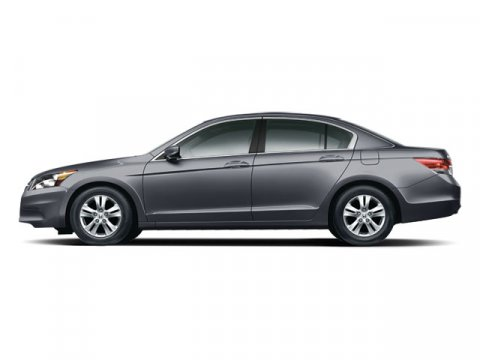 2012 Honda Accord Sdn LX Premium GrayBlack V4 24L Automatic 33048 miles LEATHER ROOF LOW MI