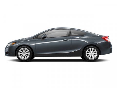 2012 Honda Civic EX-L Polished Metal MetallicGray V4 18L Automatic 40601 miles  Front Wheel Dr
