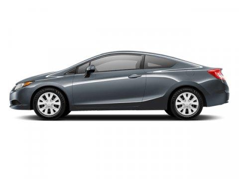 2012 Honda Civic Cpe LX Polished Metal Metallic V4 18L Automatic 78734 miles Check out this 2