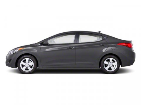 2012 Hyundai Elantra GLS FWD Harbor Gray Metallic V4 18L Manual 38947 miles Grand and graceful