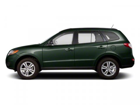 2012 Hyundai Santa Fe Limited Black Forest Green V6 35L Automatic 20552 miles LEATHER BLUETOO
