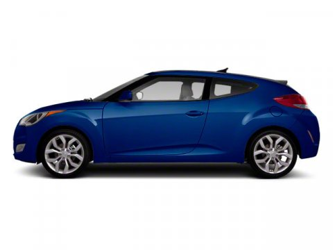 2012 Hyundai Veloster L BlueBLUE V4 16L Automatic 34717 miles  Front Wheel Drive  Power Stee