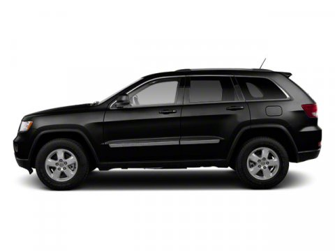 2012 Jeep Grand Cherokee L Brilliant Black Crystal Pearl V6 36L Automatic 23874 miles  Rear Wh