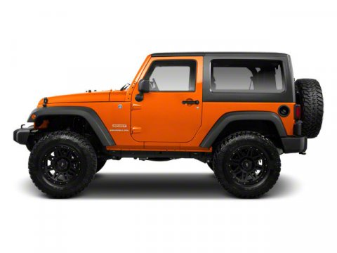 2012 Jeep Wrangler Orange V6 36L  16505 miles ONE OWNER 4X4 CARFAX BUY BACK GUARANTEE MP3 P
