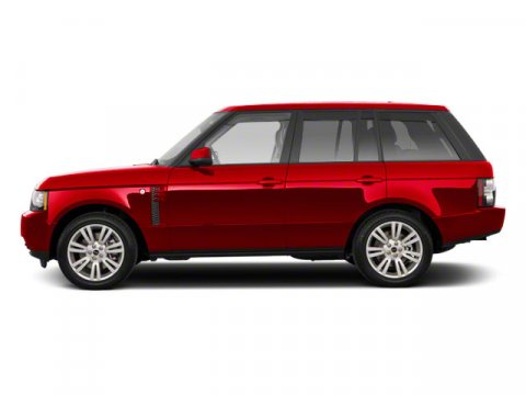 2012 Land Rover Range Rover HSE LUX Firenze Red Metallic V8 50L Automatic 52256 miles  Keyles