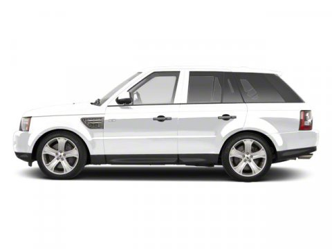 2012 Land Rover Range Rover Sport HSE WhiteTan V8 50L Automatic 43198 miles WHITE ON TAN ACT