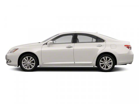 2012 Lexus ES 350 4DR SDN Starfire Pearl V6 35L Automatic 27185 miles  Keyless Start  Front