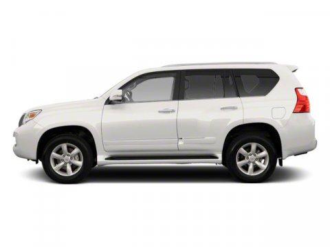 2012 Lexus GX 460 4DR 4WD Starfire Pearl V8 46L Automatic 37971 miles  LockingLimited Slip Di