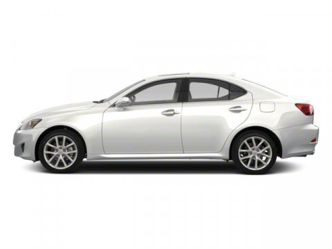 2012 Lexus IS 250 4DR SPT SDN RWD A Starfire Pearl V6 25L Automatic 16797 miles  Keyless Start
