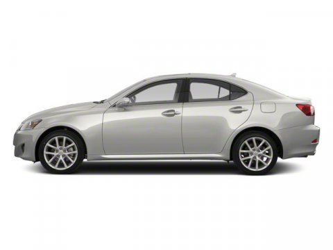 2012 Lexus IS 250 4DR SPT SDN RWD A Tungsten Pearl V6 25L Automatic 30262 miles  Keyless Start