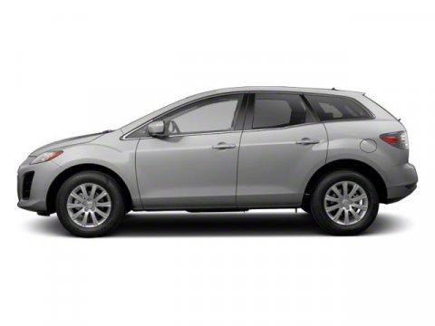2012 Mazda CX-7 i Sport Liquid Silver Metallic V4 25L Automatic 47183 miles Mazda Certified P