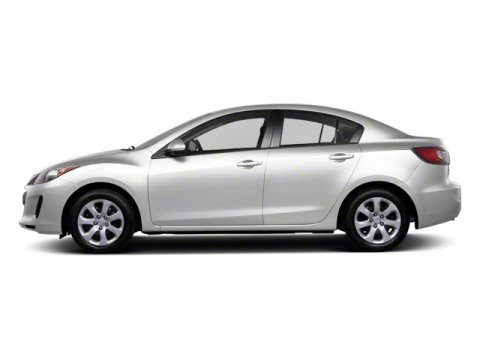 2012 Mazda Mazda3 i Touring Crystal White Pearl MicaBlack V4 20L Automatic 37597 miles  Front