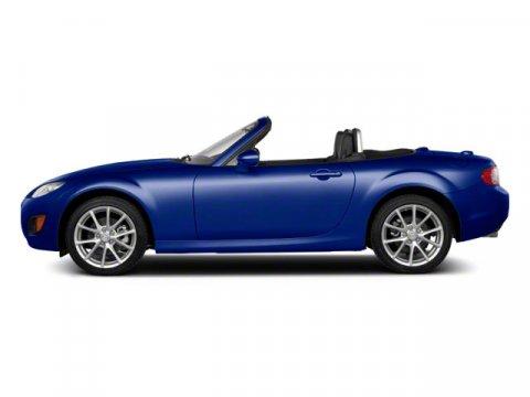 2012 Mazda MX-5 Miata Grand Touring Stormy Blue MicaTAN V4 20L Manual 18698 miles  Rear Wheel