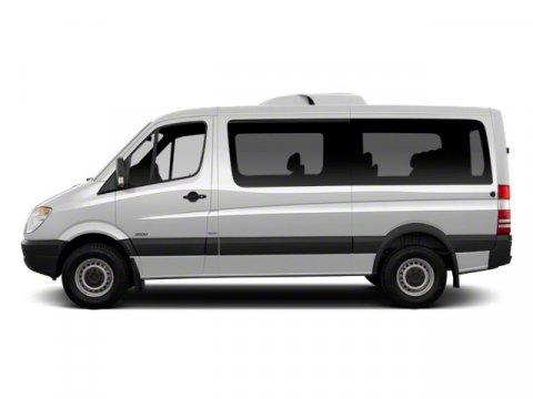 2012 Mercedes Sprinter Passenger Vans Arctic WhiteLetherette V6 30L Automatic 29160 miles For