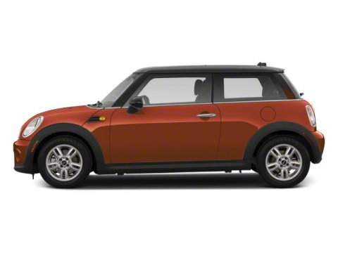 2012 MINI Cooper Hardtop Spice Orange Metallic V4 16L  37946 miles  Front