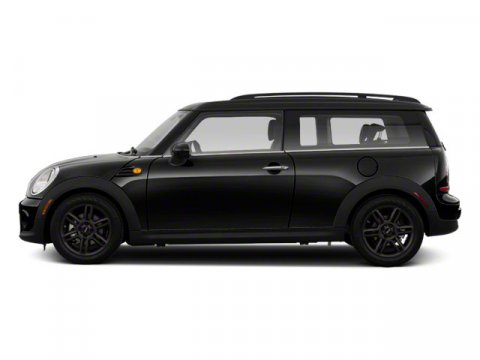 2012 MINI Cooper Clubman S Midnight Black Metallic V4 16L Manual 56907 miles Drive this home