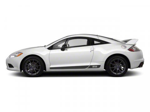 2012 Mitsubishi Eclipse GS Northstar WhiteMedium Gray V4 24L Automatic 32458 miles Drivers onl