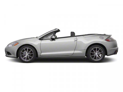 2012 Mitsubishi Eclipse GS convertible Quicksilver PearlDark Charcoal V4 24L Automatic 42868 mi