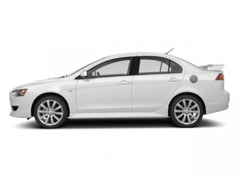 2012 Mitsubishi Lancer GT Wicked White Metallic V4 24L  58246 miles  Front Wheel Drive  Powe