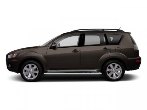 2012 Mitsubishi Outlander SE Brown V4 24L Variable 82579 miles OUTLANDER SE ALL POWER LOW M