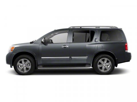 2012 Nissan Armada SV Smoke Metallic V8 56L Automatic 59884 miles Tried-and-true this Used 2