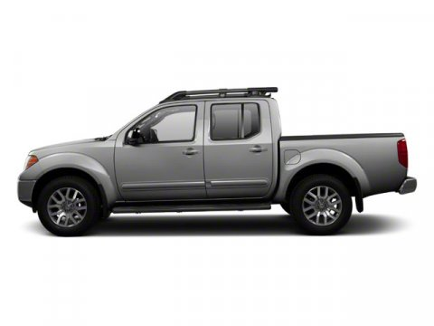 2012 Nissan Frontier 40L Brilliant Silver V6 40L Automatic 57420 miles  LockingLimited Slip
