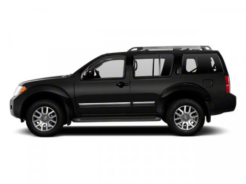 2012 Nissan Pathfinder 40L Super Black V6 40L Automatic 49554 miles Tried-and-true this Use