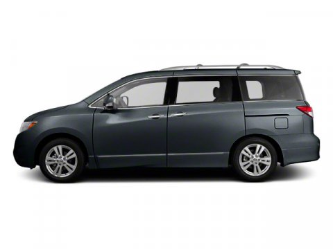 2012 Nissan Quest SV Twilight Gray V6 35L Variable 37185 miles  Front Wheel Drive  Power Ste