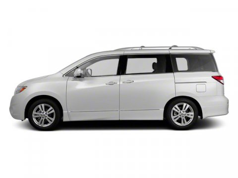 2012 Nissan Quest SL White Pearl V6 35L Variable 29035 miles  Front Wheel Drive  Power Steer