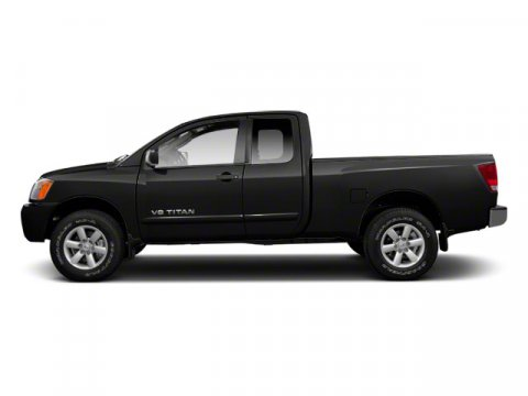 2012 Nissan Titan 56L Galaxy Black V8 56L Automatic 17313 miles FOUR NEW TIRES INSTALLED Rea