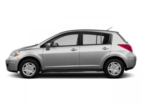 2012 Nissan Versa Brilliant Silver MetallicNOT PD OFF V4 18L  11580 miles  Front Wheel Drive