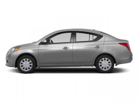 2012 Nissan Versa 16L Brilliant Silver Metallic V4 16L Variable 23637 miles Energy-efficient