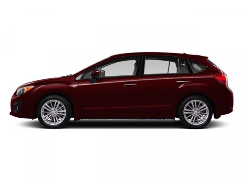 2012 Subaru Impreza Wagon 20i Premium Deep Cherry PearlIvory V4 20L Variable 19561 miles NEW