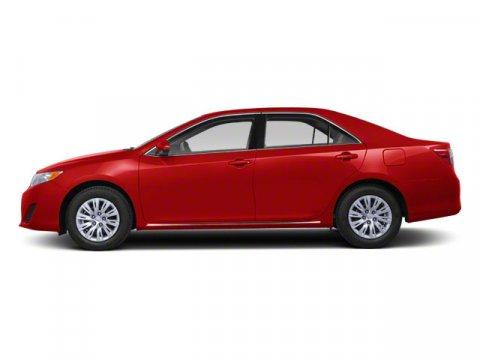 2012 Toyota Camry SE Sport Limited Edition Barcelona Red MetallicBlack V4 25L Automatic 17045