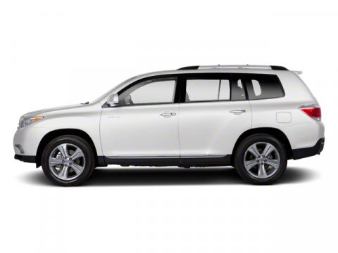 2012 Toyota Highlander Limited Blizzard Pearl V6 35L Automatic 45842 miles  Heated Mirrors  F