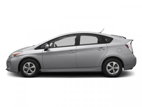 2012 Toyota Prius THREE W NAVCERTIFIEDONE OWN Classic Silver MetallicMISTY GRAY V4 18L Vari