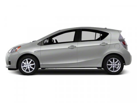 2012 Toyota Prius c Classic Silver Metallic V4 15L Variable 7153 miles New Arrival MP3 CD PLA