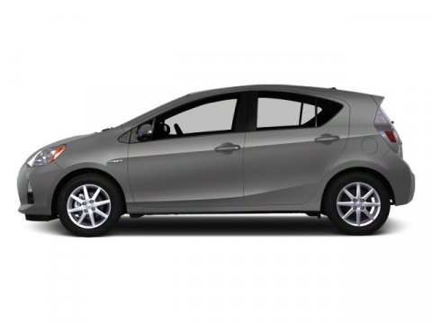 2012 Toyota Prius c Magnetic Gray MetallicLIGHT GRAY V4 15L Variable 15799 miles  Keyless Star