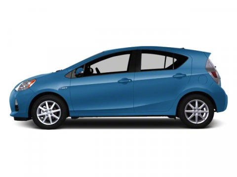2012 Toyota Prius c Blue Streak Metallic V4 15L Variable 26371 miles  Keyless Start  Front W