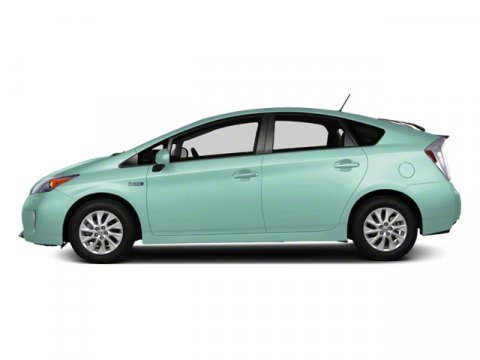 2012 Toyota Prius Plug-In Sea Glass PearlDARK GRAY V4 18L Variable 23496 miles Low miles with