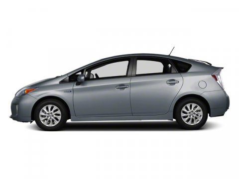 2012 Toyota Prius Plug-In Winter Gray MetallicCHARCOAL GREY V4 18L Variable 30064 miles  Keyl