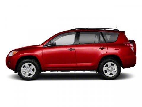 2012 Toyota RAV4 Barcelona Red MetallicASH V4 25L Automatic 48181 miles  Four Wheel Drive  P
