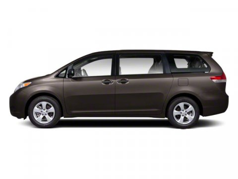 2012 Toyota Sienna LE BLUETOOTH Predawn Gray MicaLight Gray V6 35L Automatic 19472 miles NEW