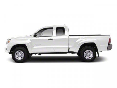 2012 Toyota Tacoma PreRunner Super White V4 27L Automatic 42268 miles MP3 Player SAT RADIO